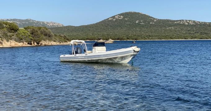 Rent a Joker Boat Coaster 650 Pianottoli-Caldarello