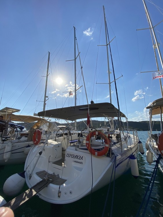 Boat rental Fethiye cheap Bavaria 46 Cruiser