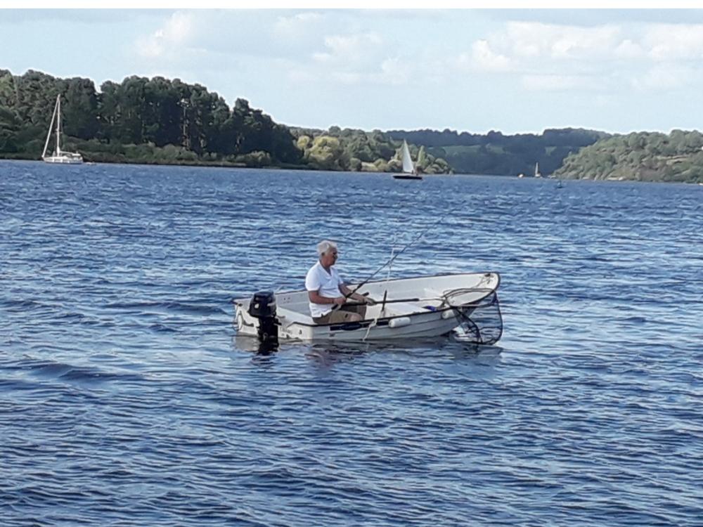 Rental Motorboat in Arzal - Crescent 380