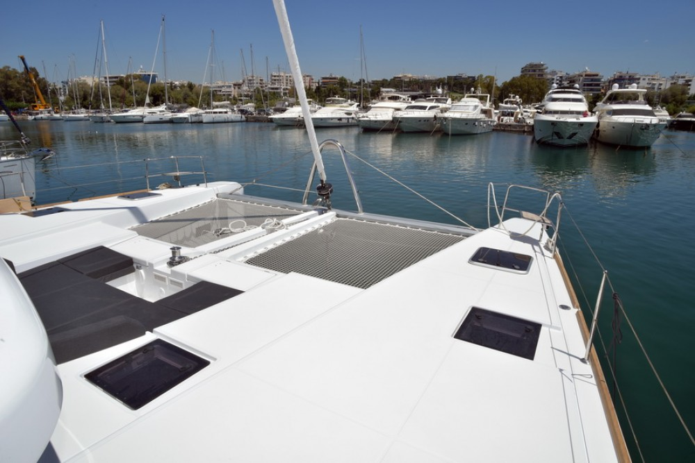Boat rental Lagoon Lagoon 52 in Olbia on Samboat