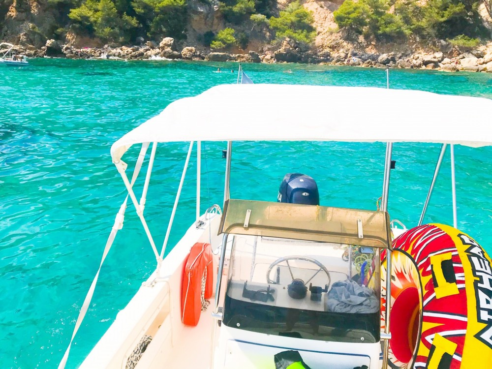 Hire Motorboat with or without skipper Selva Bandol