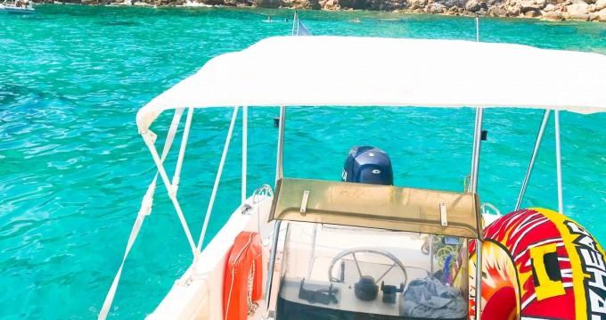 Boat rental Bandol cheap Open Elegance 5.7
