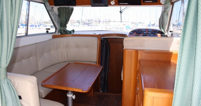 Boat rental Valencia cheap 1000LX