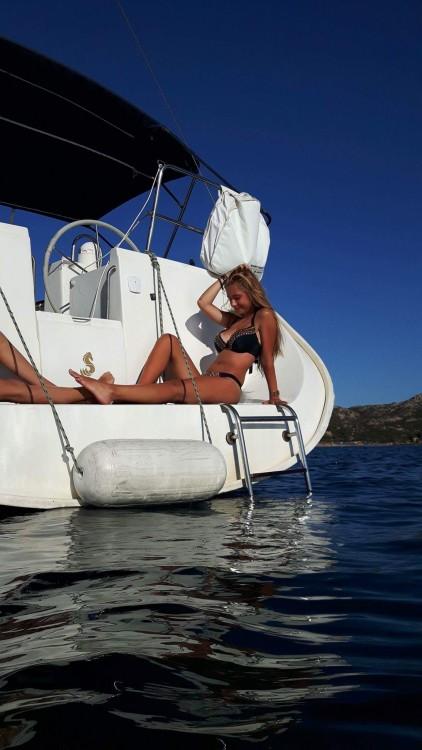 Boat rental Bénéteau Oceanis 473 Clipper in La Maddalena on Samboat