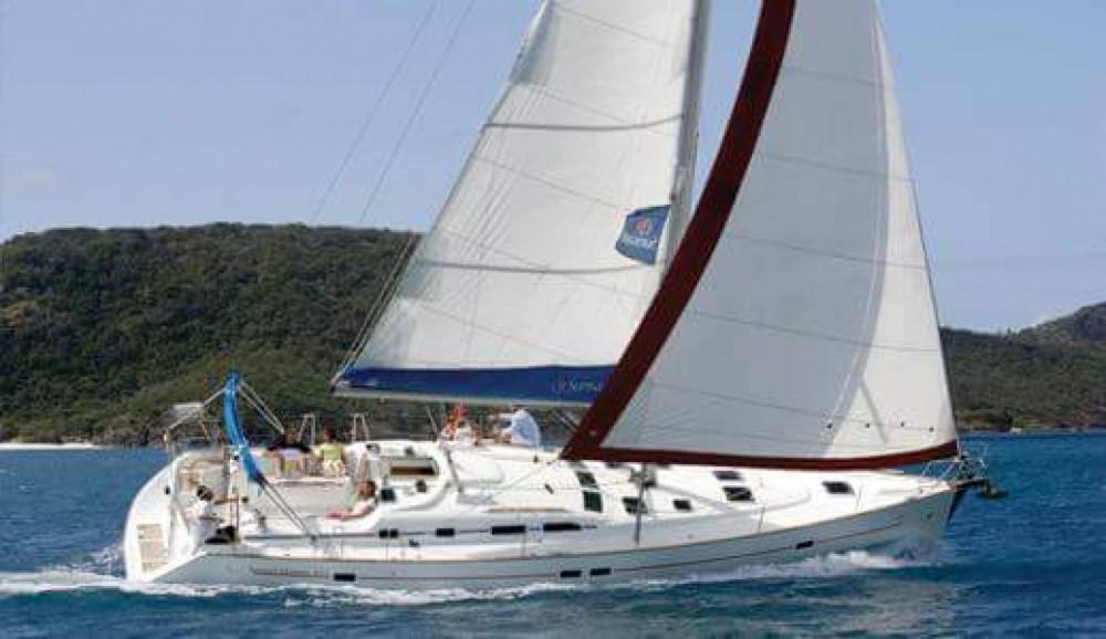 Rental Sailboat in La Maddalena - Bénéteau Oceanis 473 Clipper
