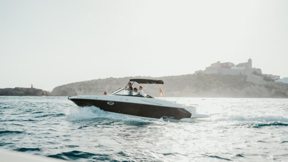 Rental Motorboat in Ibiza - Sea Ray Sea Ray 260