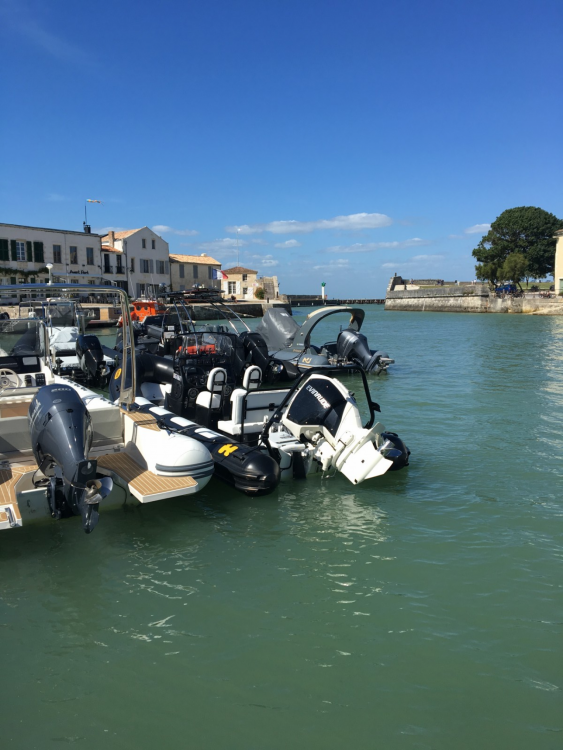 Boat rental Saint-Martin-de-Ré cheap ocean pro 6.30