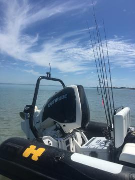 Humber ocean pro 6.30 between personal and professional Saint-Martin-de-Ré