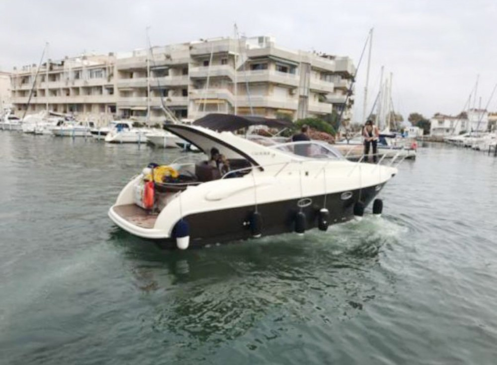 Gobbi Atlantis 315 between personal and professional Lloret de Mar