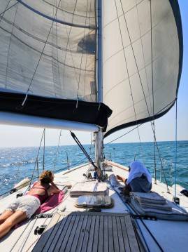 Hire Sailboat with or without skipper Comar Castellammare di Stabia