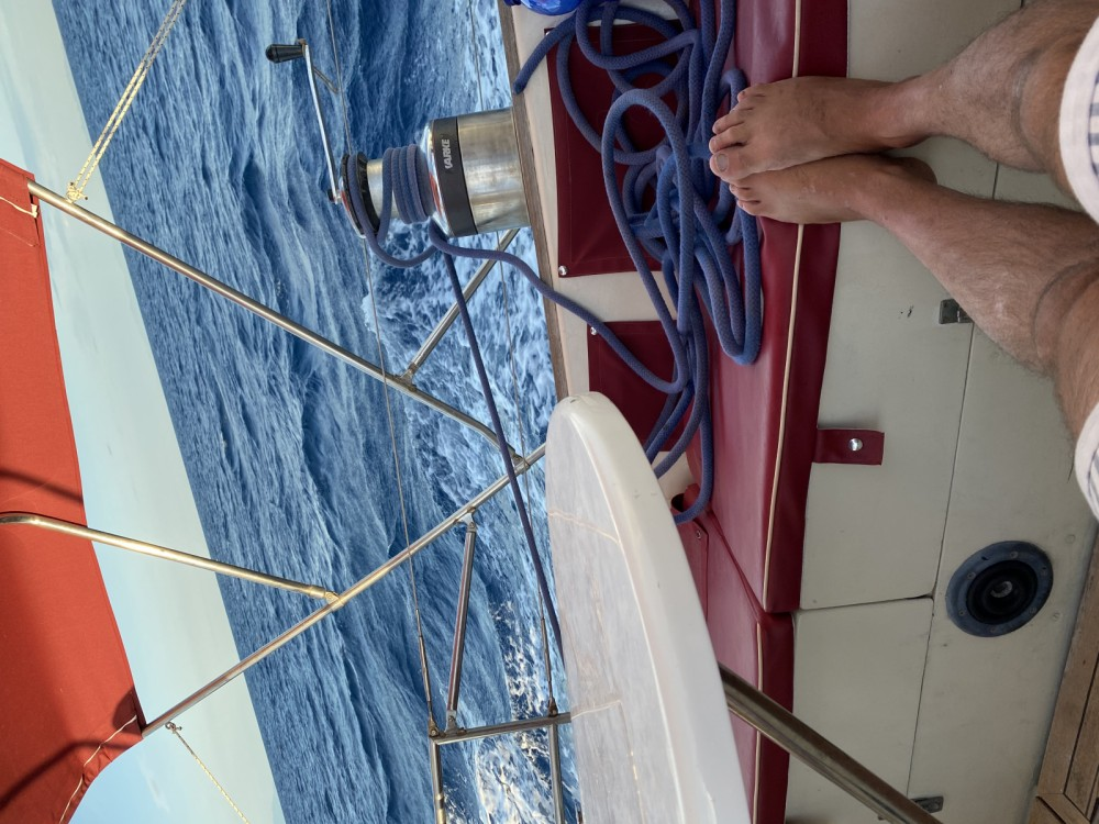 Sailboat for rent Viareggio at the best price