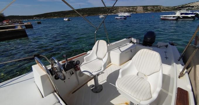 Rental yacht Stara Novalja - Nautica 500 on SamBoat