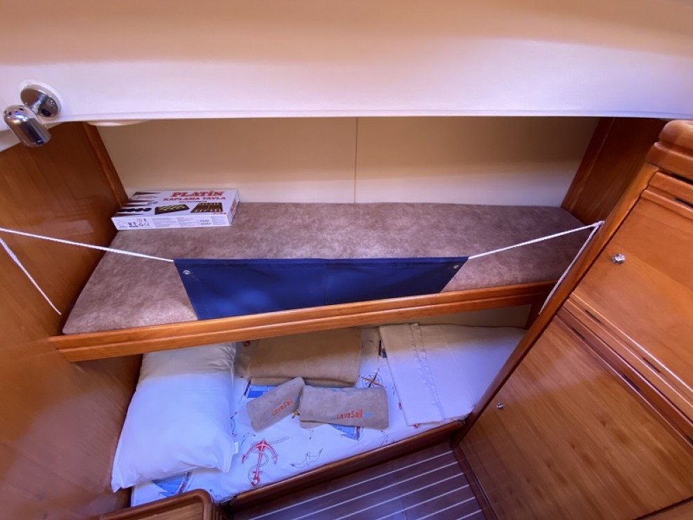Bavaria Bavaria 46 Cruiser between personal and professional Fethiye