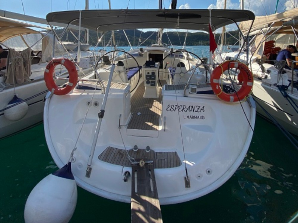 Boat rental Fethiye cheap Bavaria 46