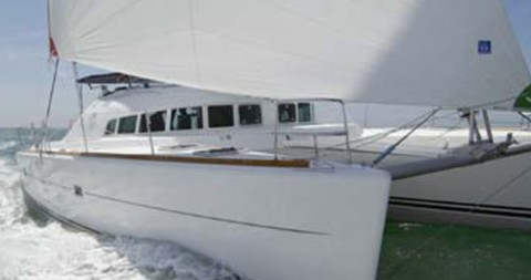 Hire Catamaran with or without skipper Lagoon Portisco