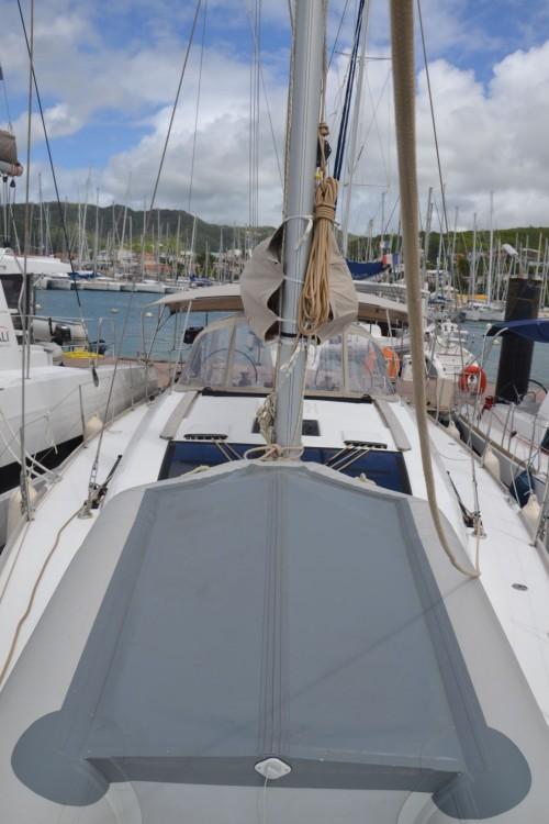 Boat rental Le Marin cheap Dufour 412