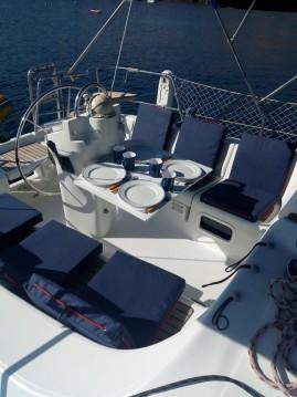 Boat rental Sant Josep de sa Talaia cheap Oceanis 331 Clipper