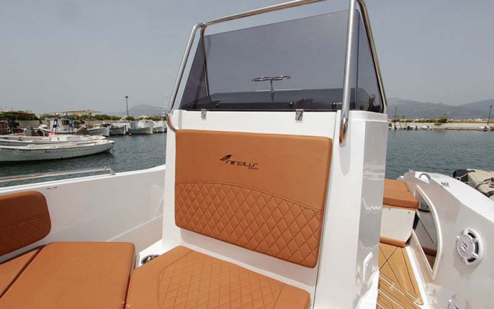 nireus 620 between personal and professional Nerja