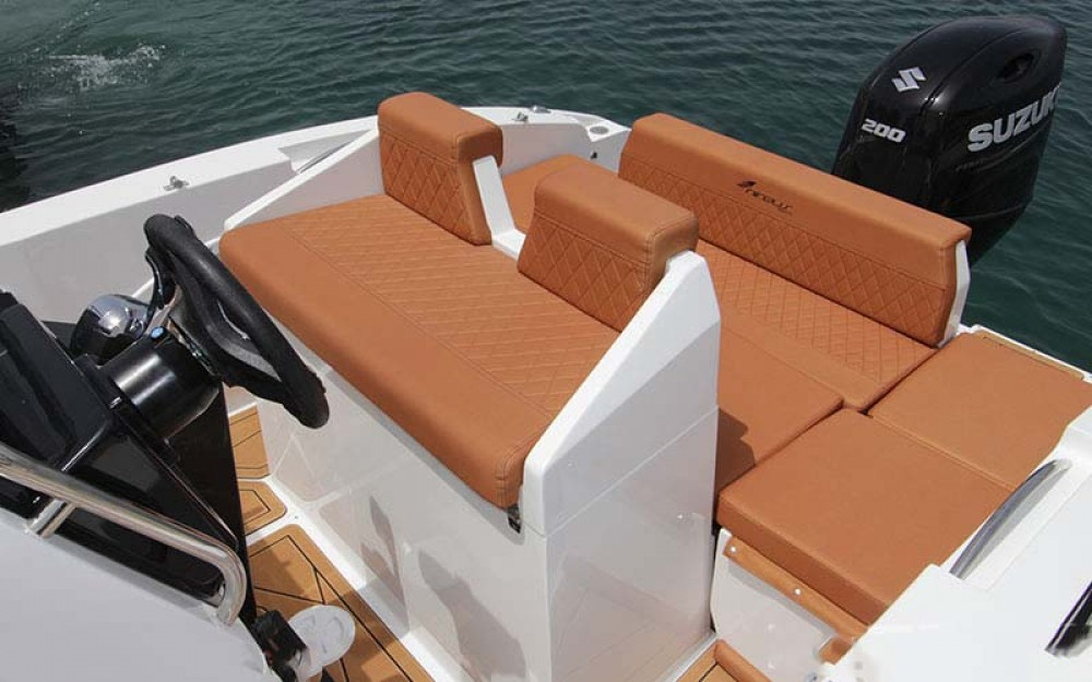 Boat rental Nerja cheap 620