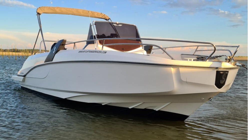 Rental yacht Arcachon - Bénéteau Flyer 7.7 SPACEdeck on SamBoat