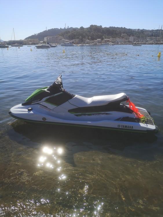 Rental Jet Ski in La Seyne-sur-Mer - Yamaha Ex