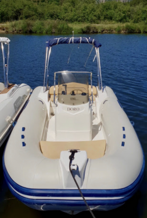 Rental yacht Saint-Florent - Capelli Capelli 570 on SamBoat