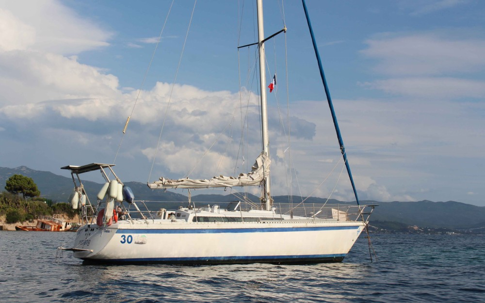 Rental Sailboat in Ajaccio - Gibert Marine gibsea 114