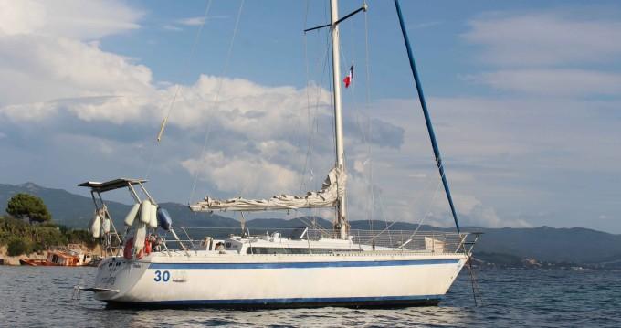 Gibert Marine gibsea 114 between personal and professional Ajaccio