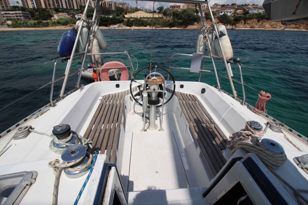 Gibert Marine gibsea 114 between personal and professional Ajaccio