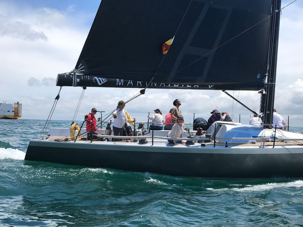 Boat rental Xàbia / Jávea cheap Frers 44 Day Sail