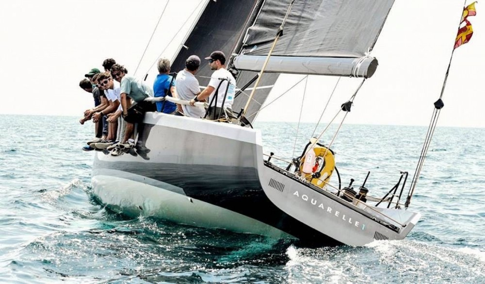 Sailboat for rent Xàbia / Jávea at the best price