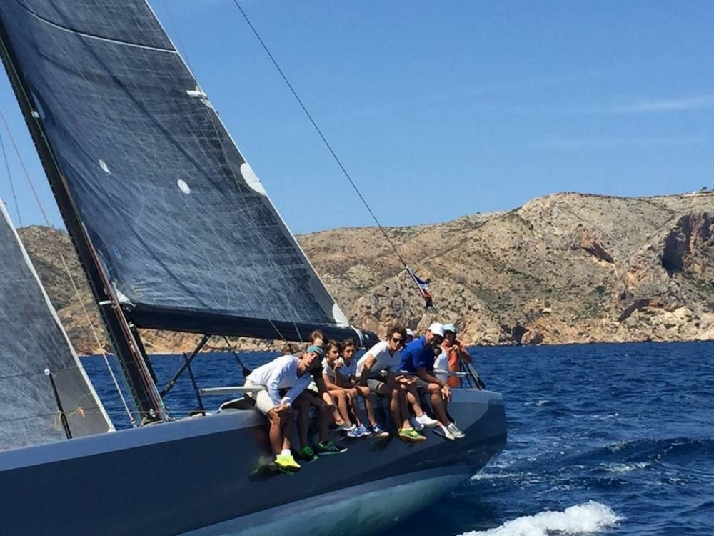 Rent a Custom Made Frers 44 Day Sail Xàbia / Jávea