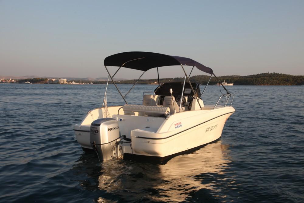 Rental yacht Šibenik - HM FLY 22 on SamBoat