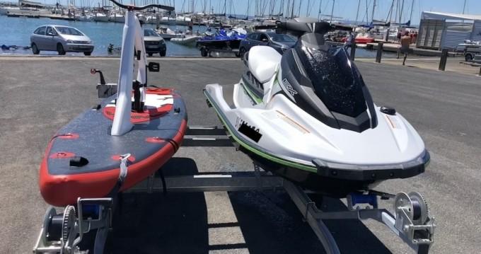 Boat rental Yamaha Ex in Le Grau-du-Roi on Samboat