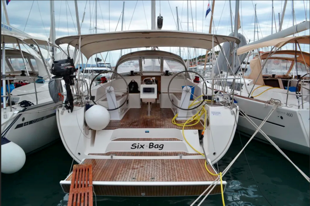Boat rental Grad Zadar cheap Bavaria Cruiser 46 - 4 cab.