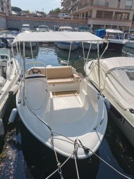 Rental yacht Mandelieu-la-Napoule - Quicksilver Quicksilver 425 on SamBoat