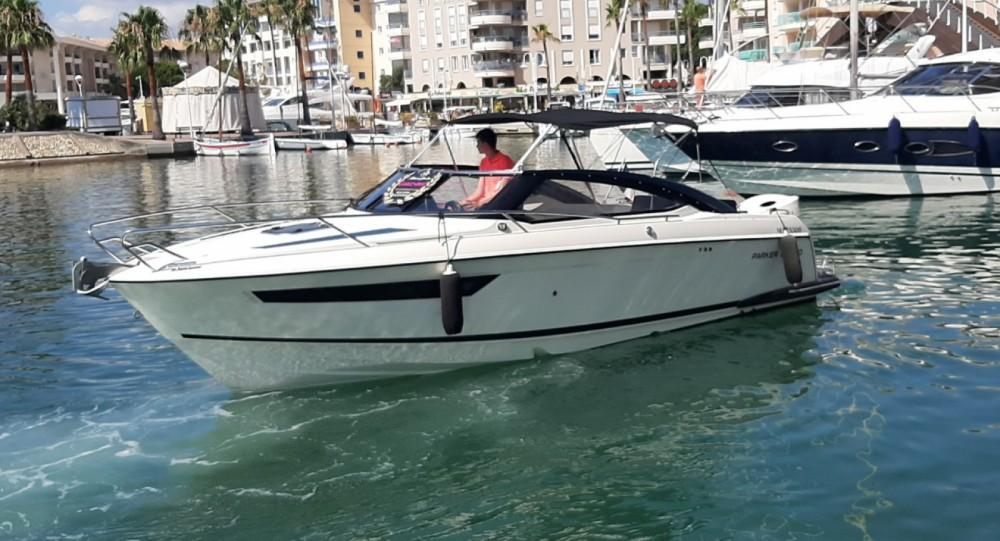 Rental Motorboat in Fréjus - Parker Parker 750