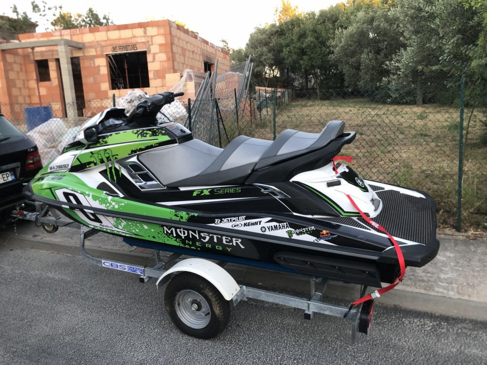 Yamaha FX svho  between personal and professional Montpellier