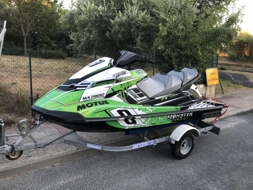 Rental yacht Montpellier - Yamaha FX svho  on SamBoat