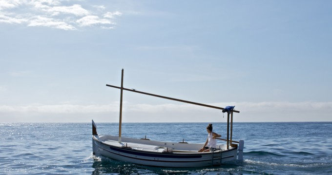 Hire Motorboat with or without skipper Pascual Palamós