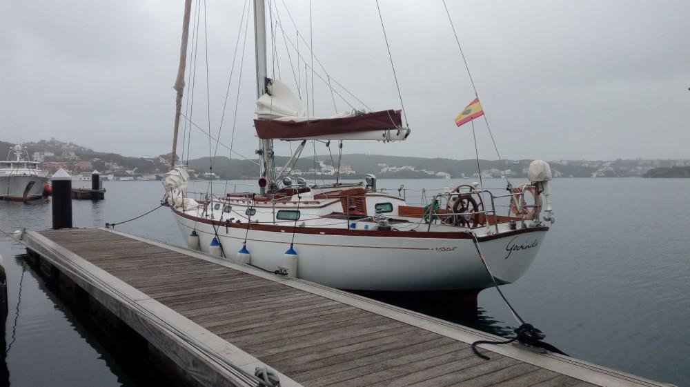 Rental yacht el Masnou - CHEOY LEE 41 on SamBoat