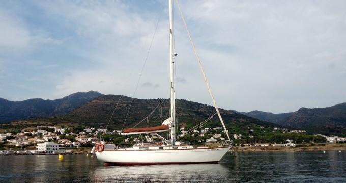 Rental Sailboat in el Masnou - CHEOY LEE 41