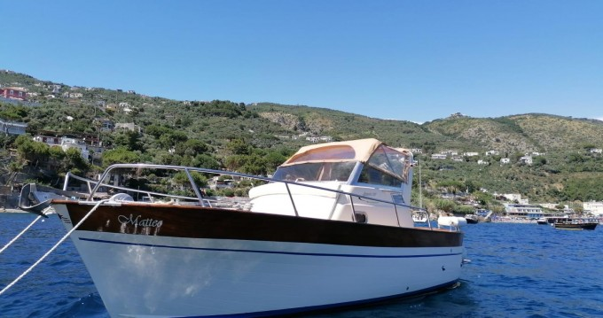 Apreamare 7,50  between personal and professional Positano