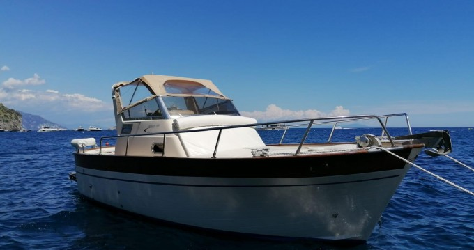 Rental Motorboat in Positano - Apreamare 7,50