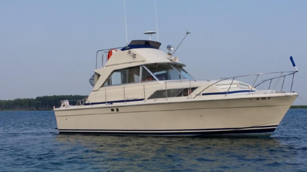 Hire Motorboat with or without skipper Chris Craft Torre del Greco