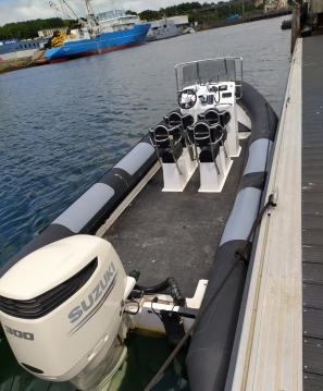 Rental yacht Concarneau - Ribcraft 780 on SamBoat