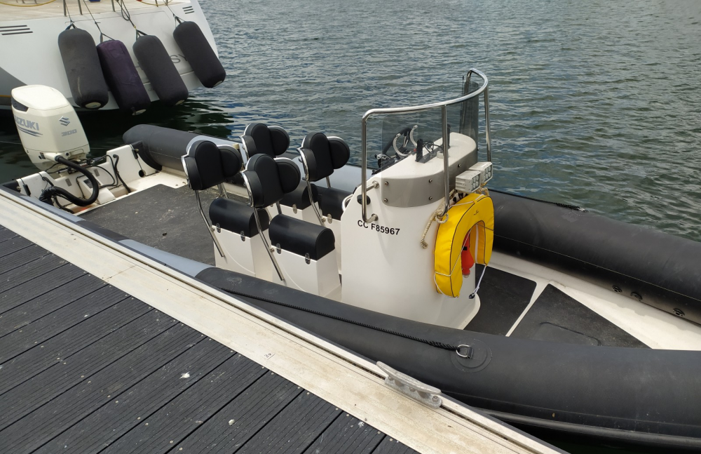 Boat rental Concarneau cheap 780