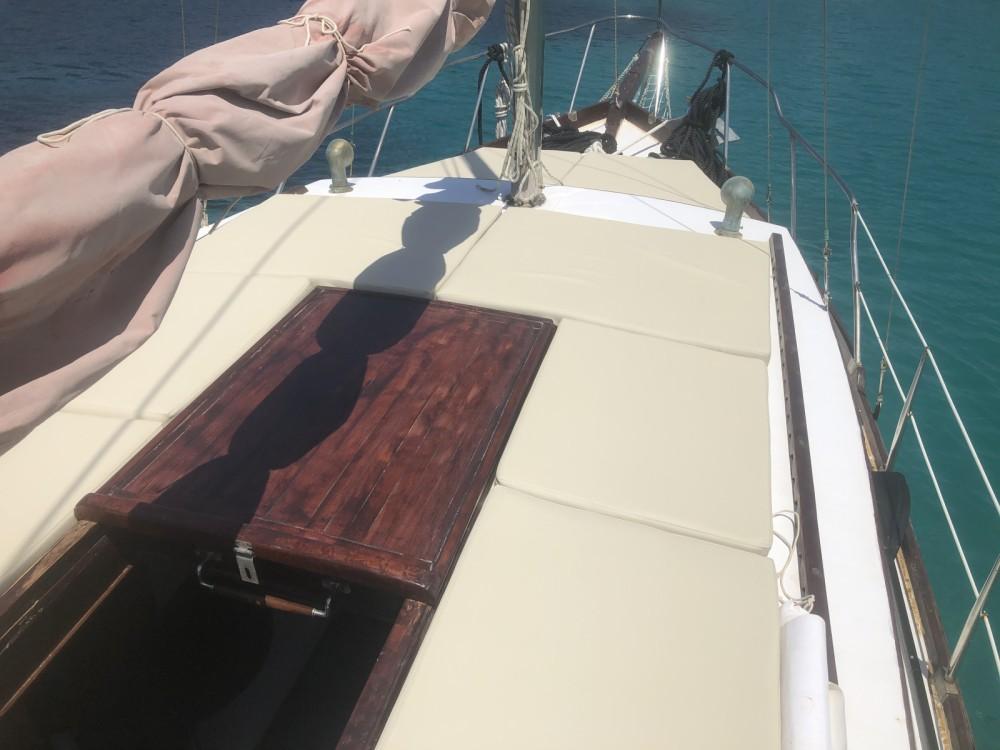 Boat rental Bertucco P Ketch in Portinatx on Samboat