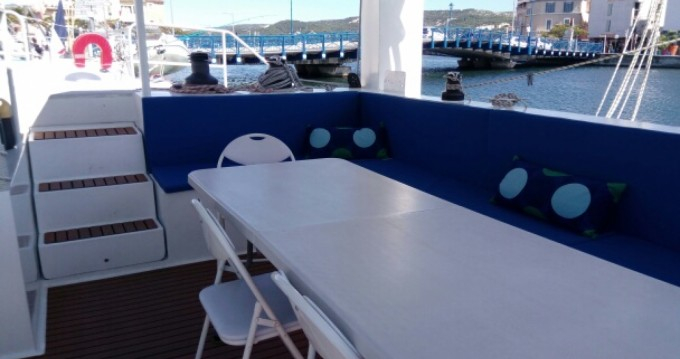 Rental Catamaran in Martigues - Prototype Roland Garde 55