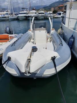 Rental RIB in Propriano - Capelli Capelli 750 Work